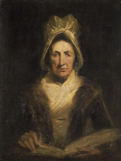 La vieille gouvernante-Richard Parkes Bonington-Giclee Print