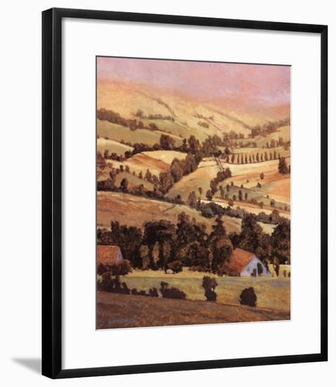 La Vigere-Kent Lovelace-Framed Art Print