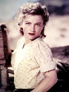 La Ville Abandonnee YELLOW SKY by William Wellman with Anne Baxter, 1948 (photo)