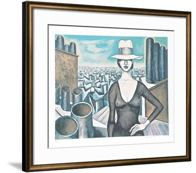 La Visit Eust-Alvaro Guillot-Framed Limited Edition