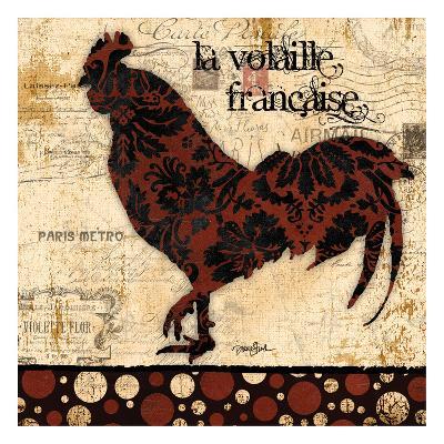La Volaille Francaise-Diane Stimson-Art Print