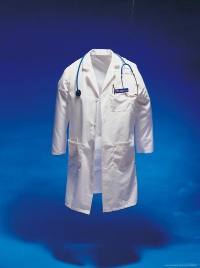 Lab Coat-Michelle Joyce-Photographic Print