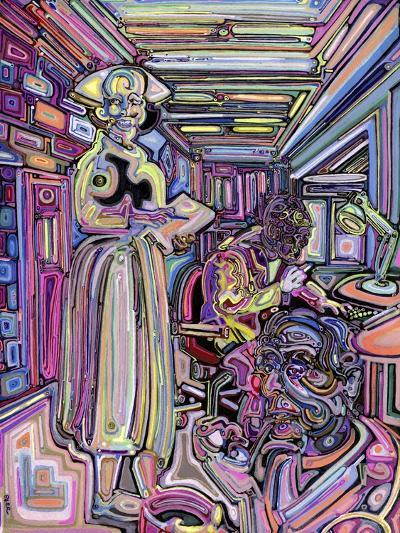 Lab-Josh Byer-Giclee Print