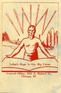 Labor's Hope Is One Big Union, 1940
