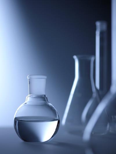 Laboratory Glassware-Tek Image-Photographic Print