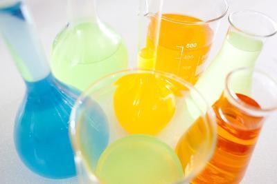 Laboratory Glassware-Science Photo Library-Photographic Print