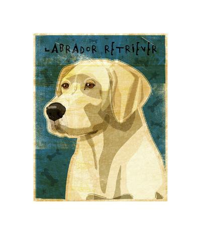 Labrador Retriever-John Golden-Giclee Print