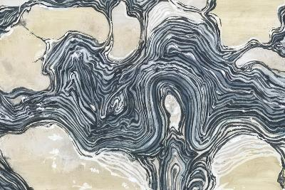 Labyrinth--Hand Embellished Art