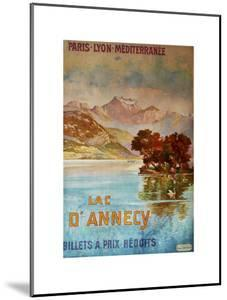 Lac D'Annecy III