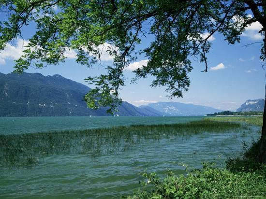 tour du lac du bourget   Spot de cyclisme à Aix-les-Bains