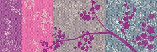 Lace Blossoms I-Max Carter-Giclee Print