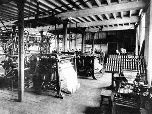 Lace Making Factory