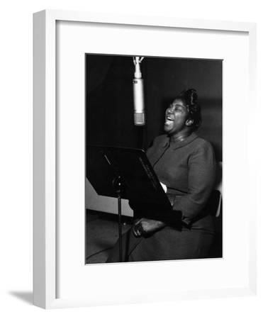 Mahalia Jackson - 1961