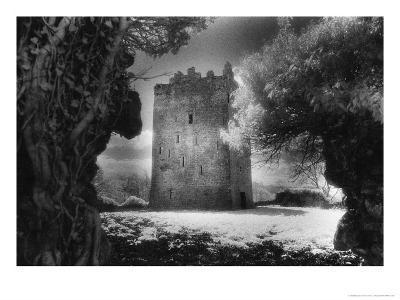 Lackeen Castle, County Tipperary, Ireland-Simon Marsden-Giclee Print