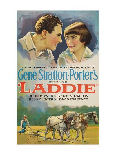 Laddie--Art Print