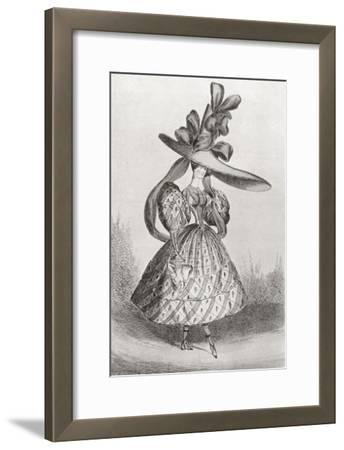 Ladies Fashion in 1828