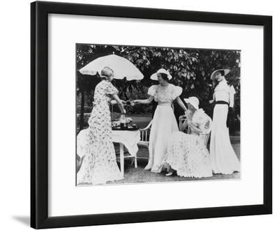 Ladies' Garden Party, 1934