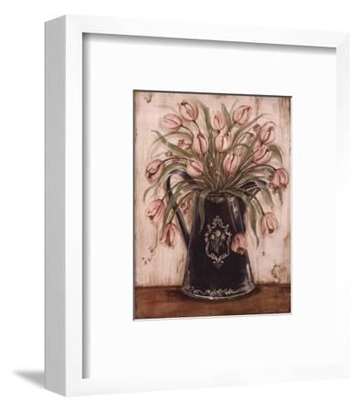 Ladies in Black I-Kate McRostie-Framed Art Print
