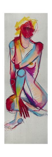 Ladies in Red 1-Stefano Altamura-Premium Giclee Print