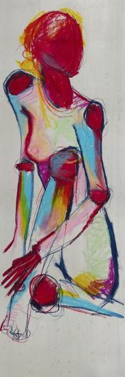 Ladies in Red 2-Stefano Altamura-Premium Giclee Print