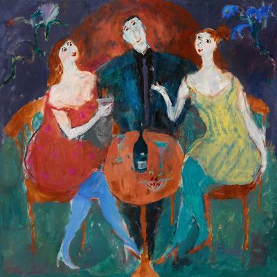 Ladies' Man, 2004-Susan Bower-Giclee Print