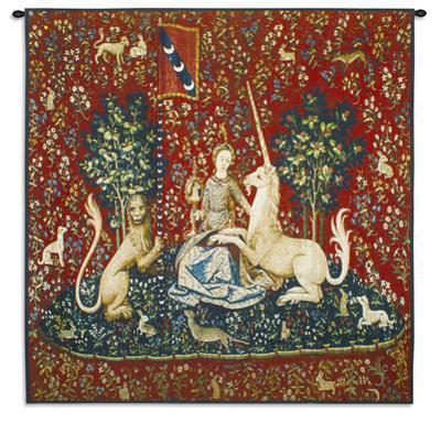 Lady and Unicorn Sight