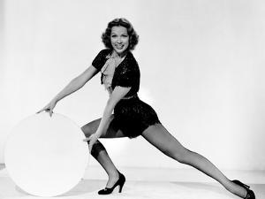 Lady Be Good, Eleanor Powell, 1941, Portrait