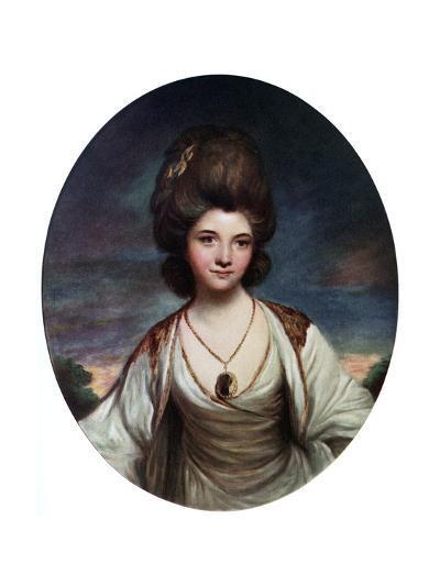 Lady Betty Compton, C1780- Hanfstaengel-Giclee Print