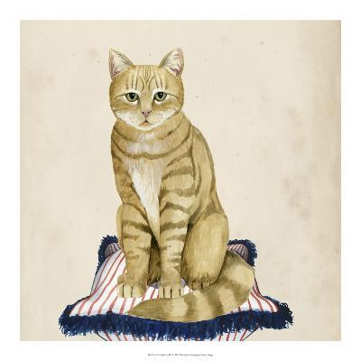 Lady Cat IV-Grace Popp-Art Print