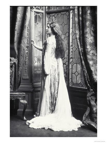 Lady de Bath-James Lafayette-Giclee Print