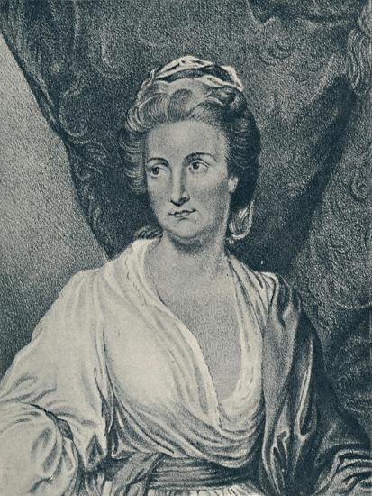 'Lady Diana Beauclerk (b. 1734, d. 1808)', 1907-Unknown-Giclee Print