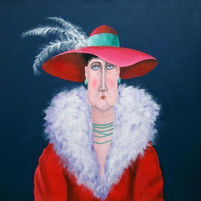 Lady Dowage-John Wright-Giclee Print