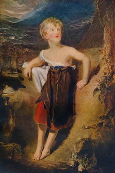 'Lady Georgiana Fane', c1806-Thomas Lawrence-Giclee Print