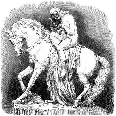 Lady Godiva, 1861--Giclee Print