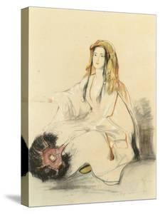 Lady Hester Stanhope as Drawn by Sir David Wilkie