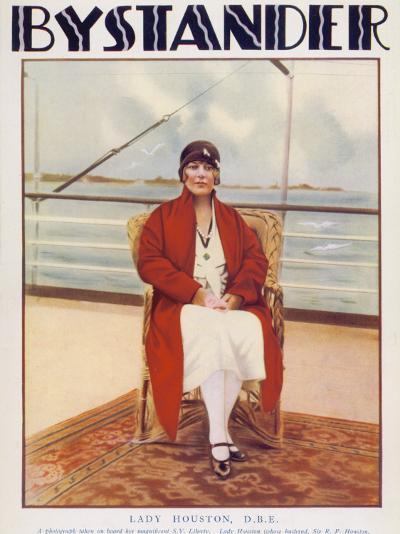 Lady Houston D.B.E--Photographic Print