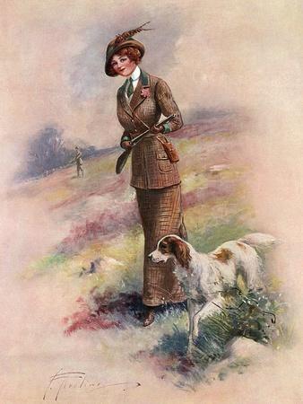 Lady Huntress-F Aveline-Premium Giclee Print