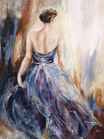 Lady in Blue-Farrell Douglass-Giclee Print