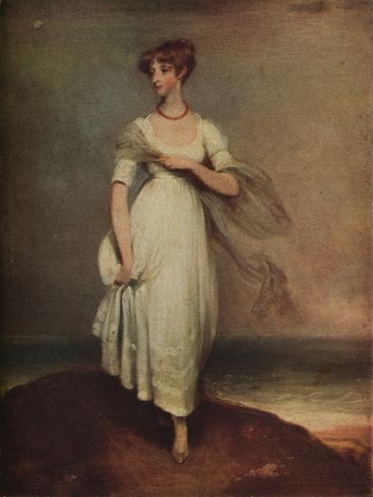 'Lady Lavinia Grey', c1800-Thomas Lawrence-Giclee Print