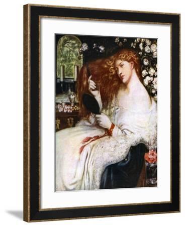 Lady Lilith, 1886-1887--Framed Giclee Print