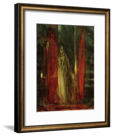 Lady MacBeth-Henry Fuseli-Framed Giclee Print