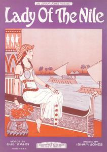 Lady of the Nile Sheet Music