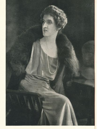 Lady Oxford says It Is Popular To Be Liberal With Booth's Gin-Unknown-Photographic Print