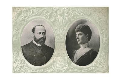 A souvenir of the Silver Wedding of King Edward VII and Queen Alexandra, 1888 (1911)