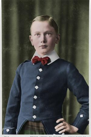 Prince Henry of Wales, c1905-c1909(?)