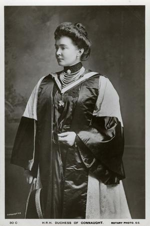 The Duchess of Connaught, C1900s