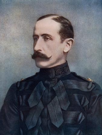 Major Mf Rimington, Commandant Rimington's Guides, 1900