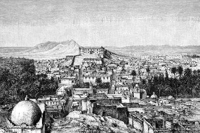 Laghouat, Algeria, 1895--Giclee Print