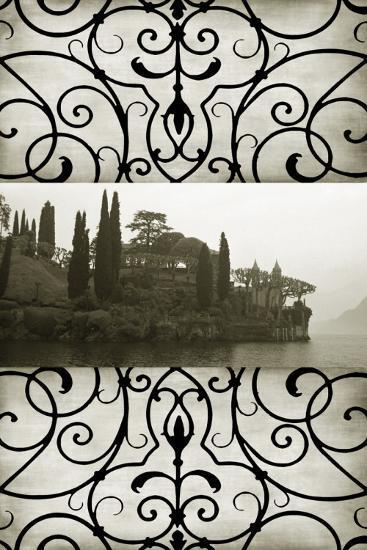 Lago di Como II-Tony Koukos-Art Print