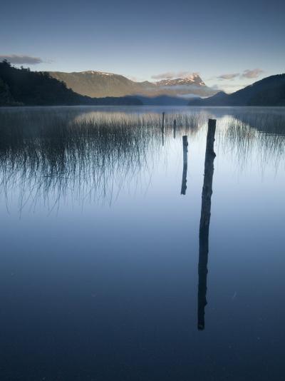 Lago Espejo, Siete Lagos Region, Nahuel Huapi National Park, Rio Negro, Argentina, South America-Colin Brynn-Photographic Print